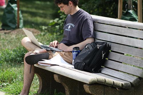 Disminución de la movilidad espermática por uso de laptops