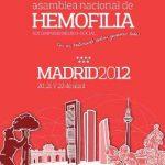 XLI Asamblea Nacional de Hemofilia – Madrid 2012
